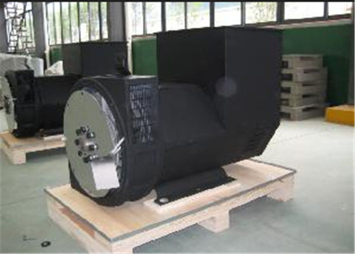 1500rpm Diesel Brushless Exciter Synchronous Generator  48kw 60kva 4 Pole