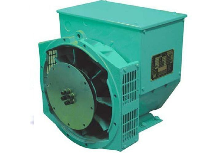 14kw / 17.5kva Diesel Synchronous Small Brushless Alternator With CE , ISO , SASO