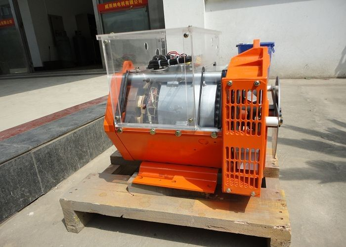 High Speed Small Brushless Synchronous Alternator 24 kw 30 kva For Cummins Generator
