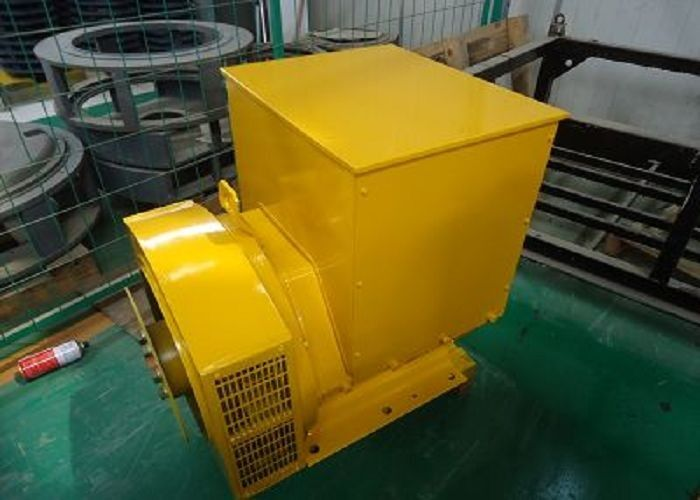 110 - 240V 70KW / 70kva Permanent Magnet Electric Generator Brushless Alternator