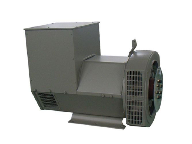 7.5kw / 7.5kva 1800RPM Brushless 1 Phase AC Generator , 100% Copper Windng Wire