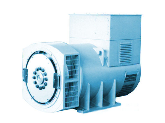 Green Three Phase AC Brushless Generator For Railway 350kva