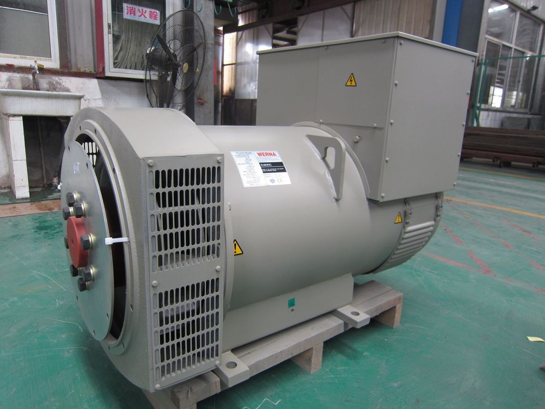 50Hz 1500RPM Single Phase Generator AC Self Exciting Brushless 100kw 100kva