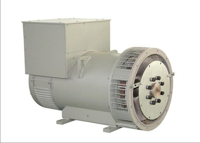 1500RPM 3 Phase Brushless Exciter Synchronous Generator 80kw AVR